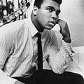 Muhammad Ali (1942- ) by Granger