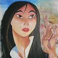 Mulan by Latonja Davis-Benson