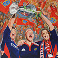 Munster Heiniken Cup Winners 2008 by Tomas OMaoldomhnaigh