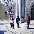 Museum Walks by Richard T Pranke