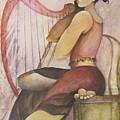 Music Woman by Georgia Annwell