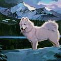 My Dog Blizzard . by Alan Carlson