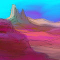 My Pink Desert by Tracy Koehler