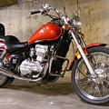 My Ride 04 by Attila Jacob Ferenczi