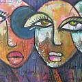 My Sentiments by Laurie Maves ART