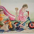 My Sisters Grandkids by Diane Ziemski