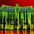 My Vegas Bellagio 5 by Randall Weidner