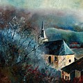 Mysterious Chapel by Pol Ledent