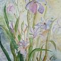 Mystic Iris by Deva Claridge