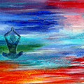 Namaste by The Art With A Heart By Charlotte Phillips