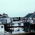 Nantucket Harbor by Desiree Paquette