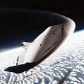 Nasa: Crew Return Vehicle by Granger