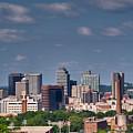 Nashville Skyline 1 by Douglas Barnett