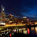 Nashville Skyline by Mark Currier