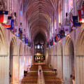 National Cathedral by Janet Fikar