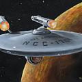 Ncc-1701 by Kim Lockman