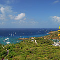 Nelson's Dockyard Antigua by Gary Wonning