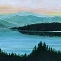New Hampshire by Brad Thomas