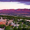 New Mexico Sunset by Matt Suess