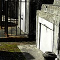 New Orleans Crypts 3 by Patricia Bigelow