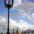 New Orleans Riverwalk by Joy Tudor