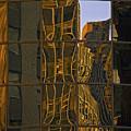 New York Sunset 1 by Robert Ullmann