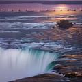 Niagara Reflections by Robert Arthur