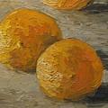 Nice Oranges by Tom Forgione