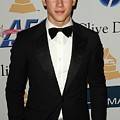Nick Jonas In Attendance For Clive by Everett