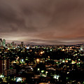 Night Cityscape by People are strange by Patricia Kroger
