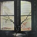 Night Window by J Edward Neill