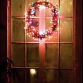 Night Wreath by David Arment