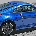 Nissan Z Car by Samuel Sheats
