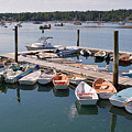 Northeast Harbor Maine by Louise Heusinkveld