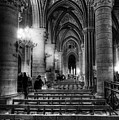 Notre Dame Cathedral by Charuhas Images