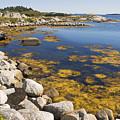 Nova Scotia Seascape by Pierre Logwin
