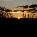 November Sky by Alexandra Harrell