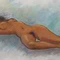 Nude - 7 by Alex Rahav