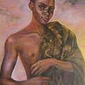 Nude 5 by Sylva Zalmanson