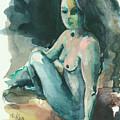 Nude I by Elisabeta Hermann