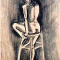 Nude Lady by Kevin Nodland