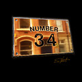Number 34 by Charles Stuart