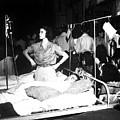 Nurse Adjusts Glucose Injection by Stocktrek Images