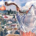 O Jerusalem by Barbara Jung