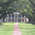Oak Alley Plantation by Michelle Powell