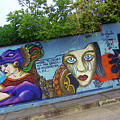 Oaxaca Graffiti by Michael Peychich