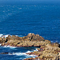 Ocean Cliffs by Svetlana Sewell