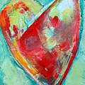Ocean Heart by Racquel Morgan