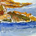Ocean Scene by Jivantoro Mentis