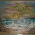 Ocean Storm by Mikki Alhart